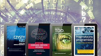 50 e-booków za 50% ceny w promocji księgarni internetowej Helion