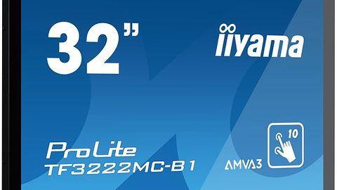 Firma iiyama prezentuje nowy monitor dotykowy #prasówka