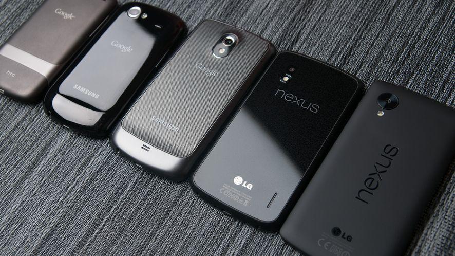 Tylko Pixel. Google oficjalnie potwierdza koniec serii Nexus #Pixel