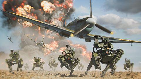 Beta testy Battlefield 2042. Znamy wymagania sprzętowe