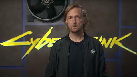 Marcin Iwiński z CD Projekt Red w emocjonalnym wideo przeprasza za Cyberpunka 2077