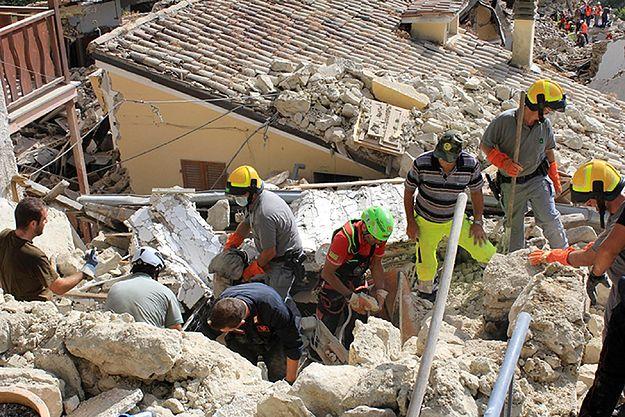 Caritas przekazała 50 tys. euro poszkodowanym w trzęsieniu ziemi we Włoszech