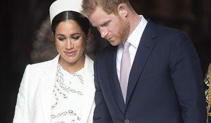 Księżna Meghan usuwa się w cień
