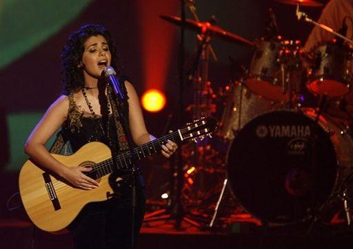 Słynna piosenkarka Katie Melua jedzie wspierać Gruzję