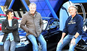 Jeremy Clarkson, Richard Hammond i James May