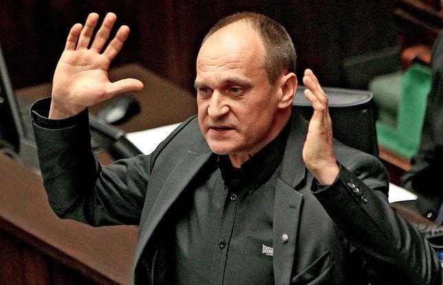 Paweł Kukiz chce, żeby NBP - a nie Europejski Bank Centralny - odpowiadał za wartość waluty obowiązującej w Polsce