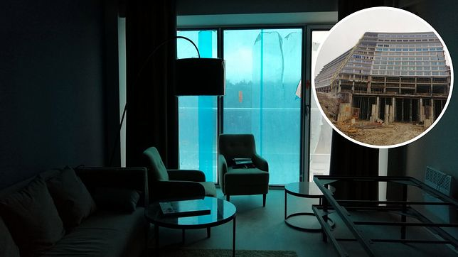 Z zewnątrz hotel ma przypominać płynący statek. Jak będą wyglądać pokoje? Tego jeszcze do końca nie wiadomo.