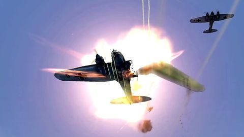 Dogfight 1942 - myśliwce i bombowce od City Interactive wystartują we wrześniu