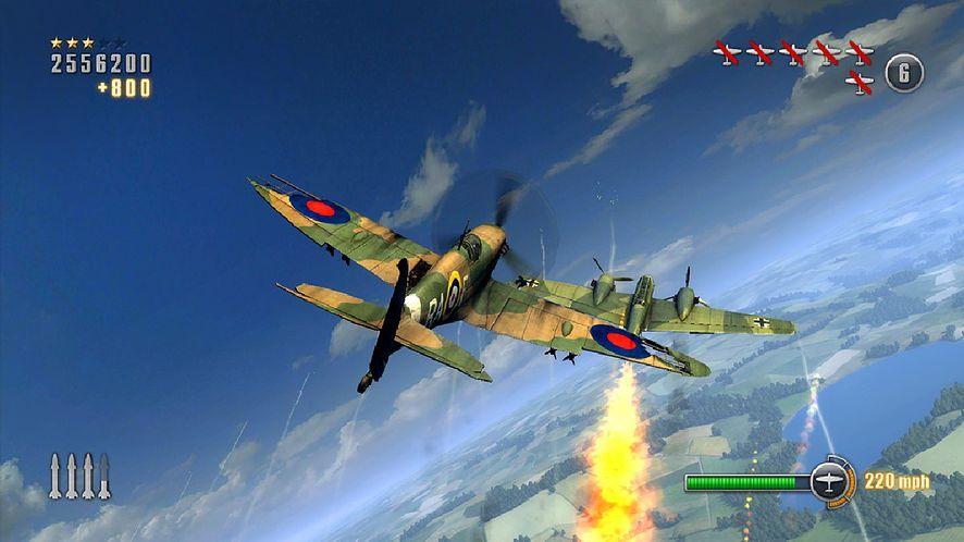 Combat Wings to teraz Dogfight 1942. Polska gra trafi do cyfrowej dystrybucji