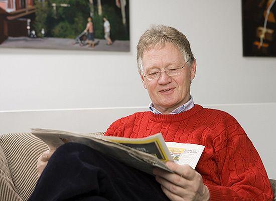 Polski emeryt wcale nie ma się źle