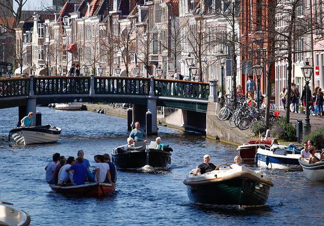 Holandia zmaga się z falą upałów.