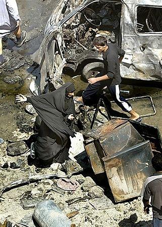 Ponad 60 zabitych w zamachu w Bagdadzie