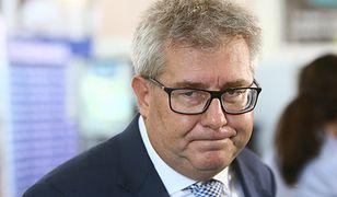 Ryszard Czarnecki: bez nas ta Unia sczeźnie