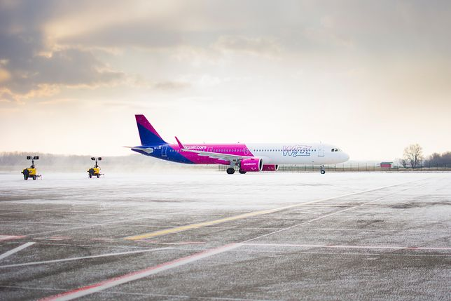 Wizz Air wciąż lata. To dlatego, że linia ma specjalną misję do wykonania
