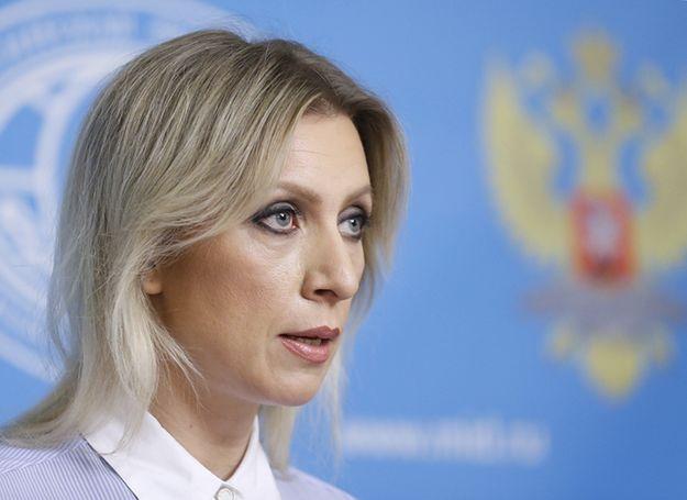 MSZ Rosji: odpowiemy USA w przypadku nowych sankcji
