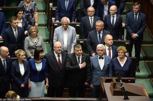 Nowi posłowie w Sejmie. Złożyli ślubowanie
