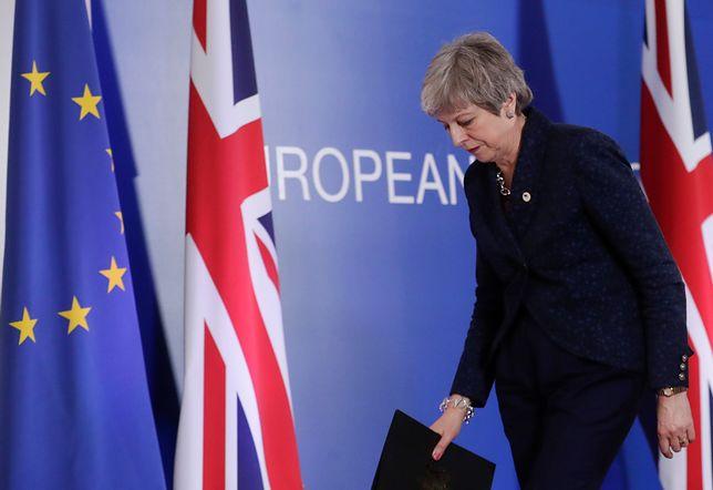 Brexit. Nowe doniesienia ws. Theresy May. Brytyjskie media: sprawa jest przesądzona