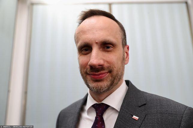 Do dymisji wiceministra Janusza Kowalskiego przyczynił się wyciek do dziennikarzy założeń nowej strategii premiera Mateusza Morawieckiego