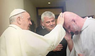 O. Adam Szustak został pobłogosławiony przez papieża Franciszka