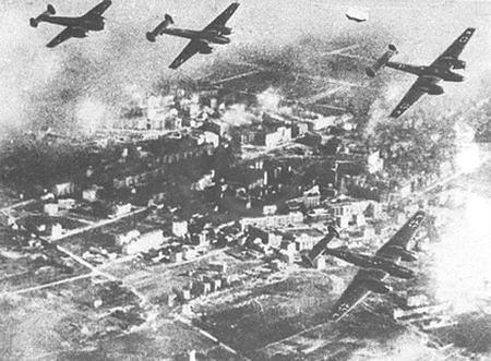 """""""To było pierwsze bombardowanie w Warszawie"""""""