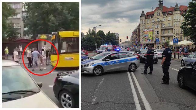 Kierowca potrącił 19-latkę w Katowicach. (fot. Śląska Policja, Facebook)