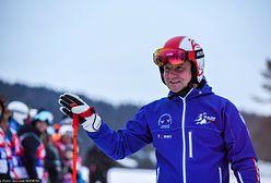 Andrzej Duda na nartach. Wiemy, gdzie szusował prezydent