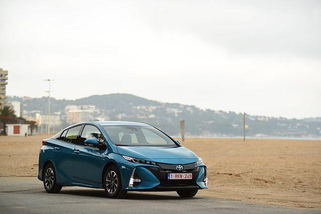 Toyota Prius Plug-in – Przyjazna ekologia