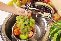Owoce i warzywa, które myjesz źle