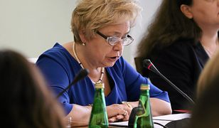 Małgorzata Gersdorf nie oceniła pozytywnie projektu Andrzeja Dudy