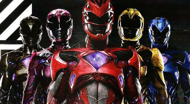 Power Rangers A.D. 2017