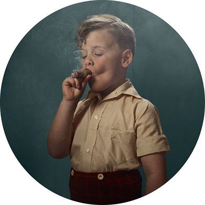 Palące dzieci – szokująca kampania przeciw nikotynie