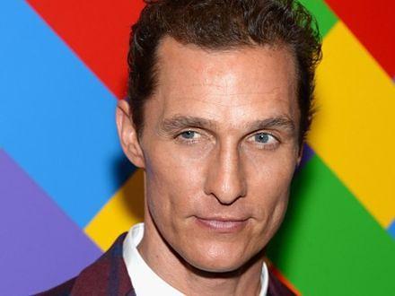 Matthew McConaughey odchudza się z Tomem Hanksem
