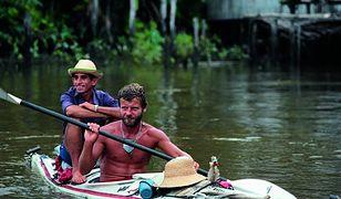 Polak, który trafił do Księgi Rekordów Guinnessa, odkrywając źródła Amazonki