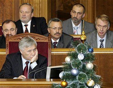 Ukraiński rząd odwołany