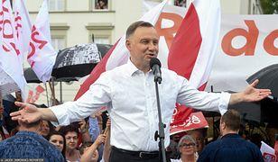 Wybory prezydenckie. Jest oświadczenie majątkowe Andrzeja Dudy