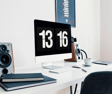 Designerskie głośniki to nieodłączny element modnego biurka