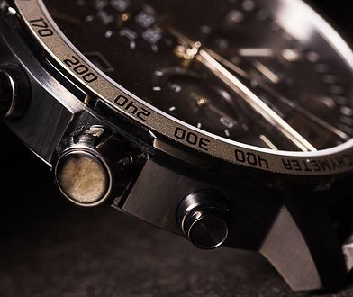 Markowy zegarek będzie dobrym uzupełnieniem stroju