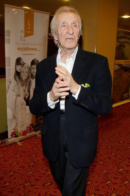 Aktor zmarł 13 października