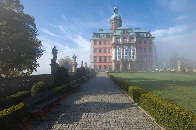 Kaplica zamku Książ