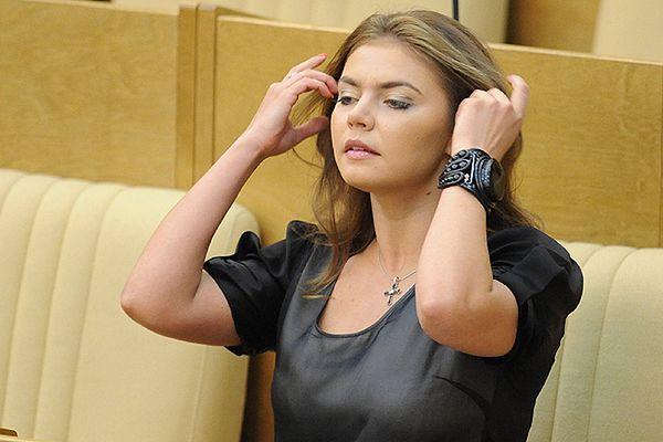 Alina Kabajewa rezygnuje z zasiadania w Dumie Państwowej Rosji