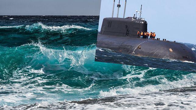 Dania. Okręt atomowy stracił napęd? Rosja zaprzecza