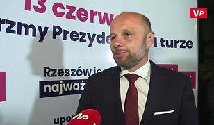 Bitwa o Rzeszów. Konrad Fijołek liderem exit poll, relacja WP z wieczoru wyborczego