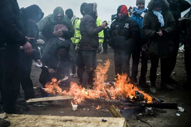 Belgia cofnęła do Francji 600 migrantów