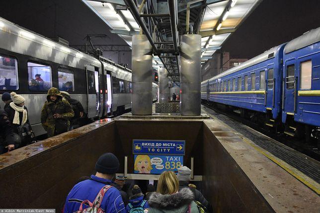 Wybuch granatu w centrum Kijowa. Dwie osoby nie żyją