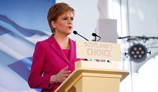 Szkocja. Premier Nicola Sturgeon podejmie kroki zmierzające do referendum