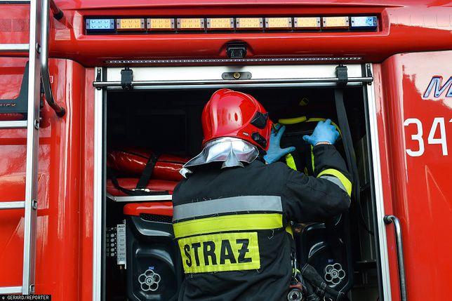 Tragiczny pożar w Wieluniu. Ofiar mogło być więcej