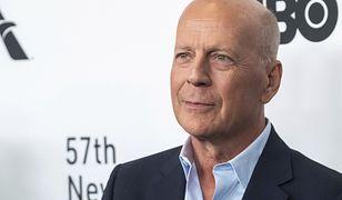 Bruce Willis nie spędza kwarantanny z obecną żoną