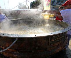 Irak. Kucharz wpadł do gotującej się zupy. Mężczyzna nie żyje
