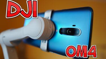 DJI OM4 - dodatkowa stabilizacja dla twojego smartfona, nareszcie mieści się w kieszeni!