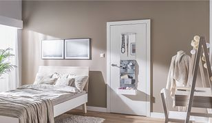 Drzwi mogą całkowicie odmienić pomieszczenie